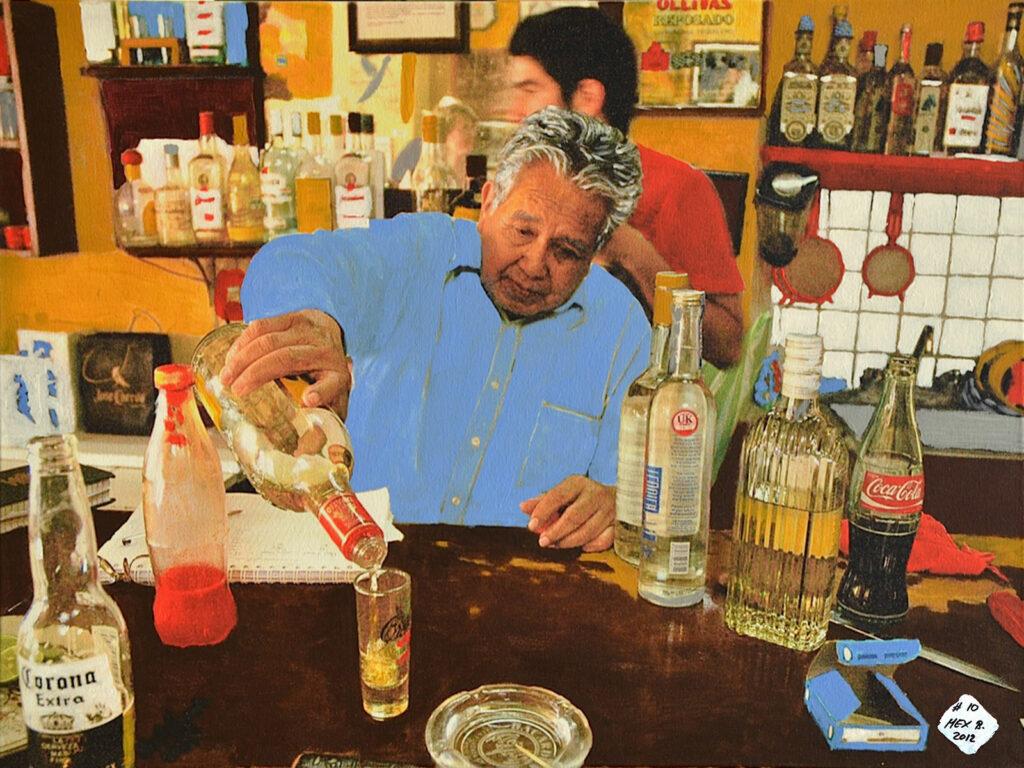 Don Xavier - Tequila - Mexico 2009 - Pintado 2012