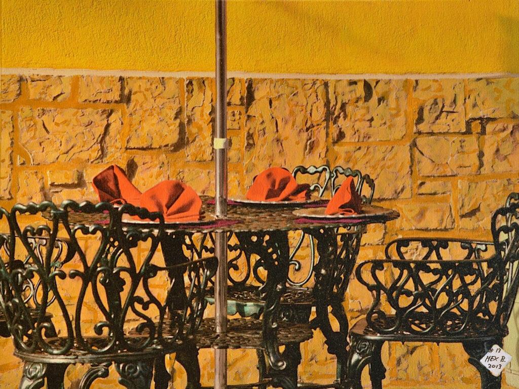 La Mesa - Tlaquepaque - Mexico 2012 - Pintado 2013